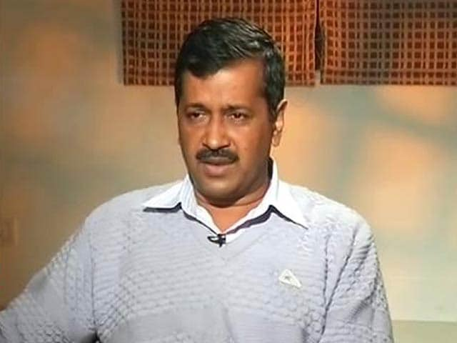 Video : Biggest Scam Of Independent India: Arvind Kejriwal On Notes Ban
