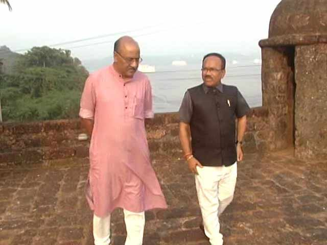 Video : Walk The Talk With Goa Chief Minister Laxmikant Parsekar