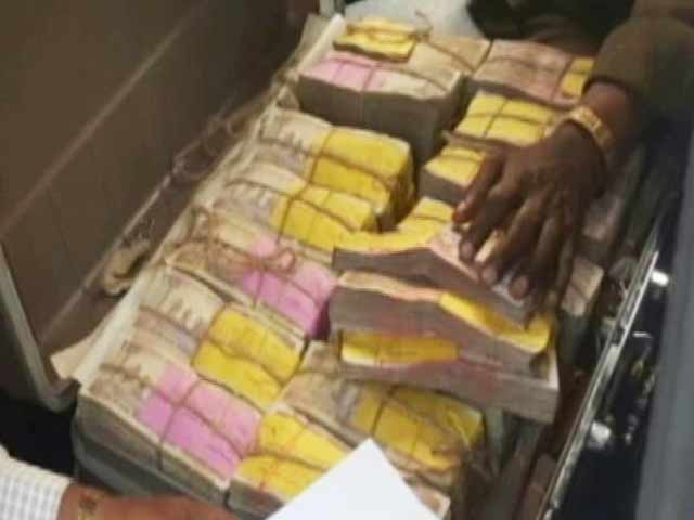 Video : Ready To Face Taxmen, Says Minister On Rs. 91 Lakh Seized From Car
