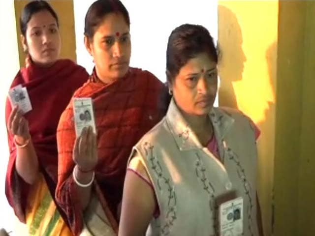 Video : In First Vote After Notes Ban, By-Polls In 6 States