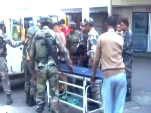 Video : 3 Soldiers Killed, 4 Injured After Blast Hits Army Vehicle In Assam's Tinsukia