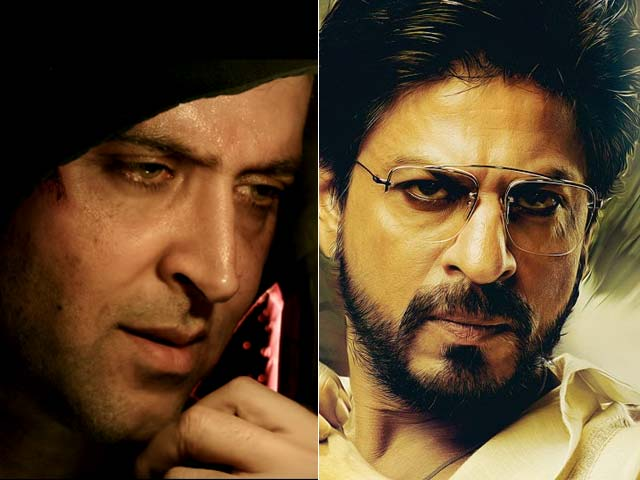 Video : Now, It's Head On: Hrithik on <i>Kaabil</i> vs <i>Raees</i>