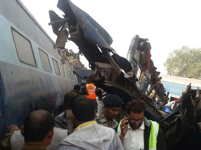 Video : 120 Dead, Nearly 200 Injured As Indore-Patna Express Derails Near Kanpur
