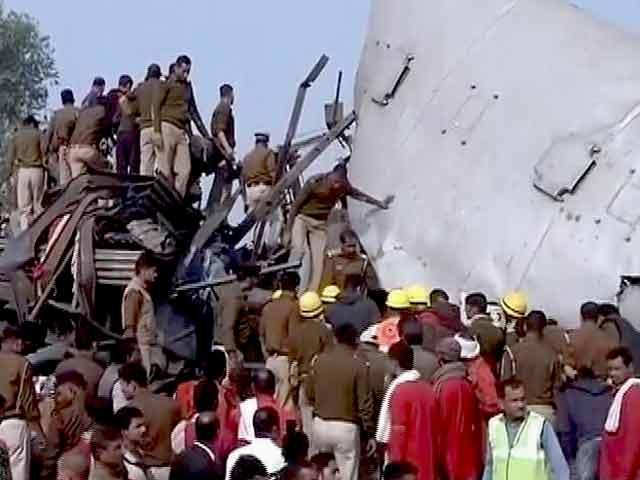 Videos : ग्राउंट रिपोर्ट : इंदौर-पटना एक्सप्रेस रेल हादसा