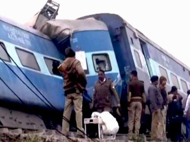 Video : इंडिया 9 बजे : कानपुर के पास भीषण ट्रेन हादसा