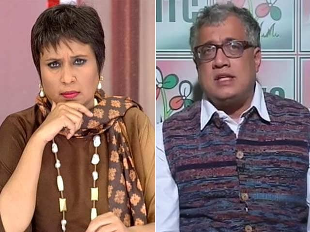 Video : Does Nitish Kumar Want To 'Ride The Same Tiger' As PM Modi, Asks Derek O'Brien