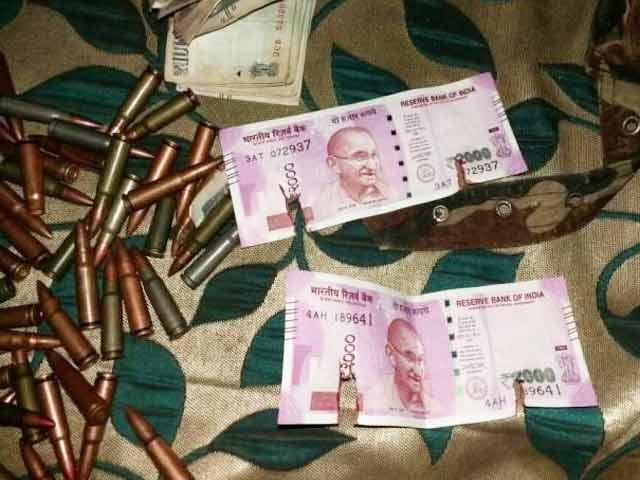 Videos : जम्मू-कश्मीर में मारे गए दो आतंकियों के पास मिले नए नोट