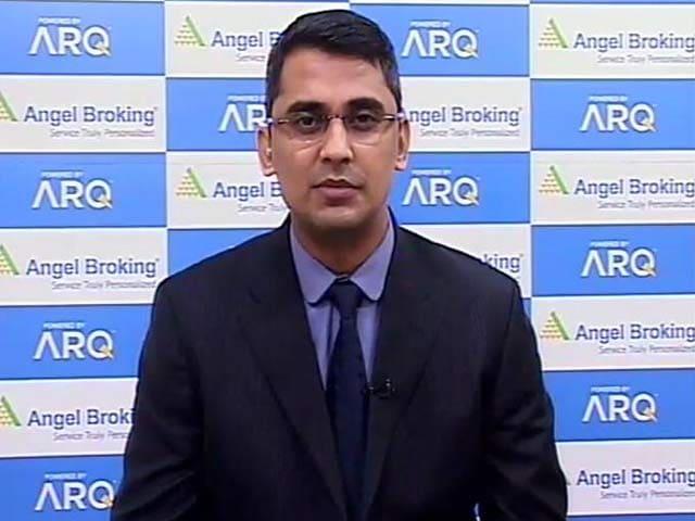 Video : Why Mayuresh Joshi Is Positive On Power Grid