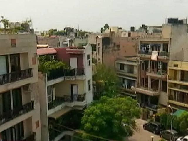 Video : Cash Clean-Up: Delhi-NCR Property Market Hit