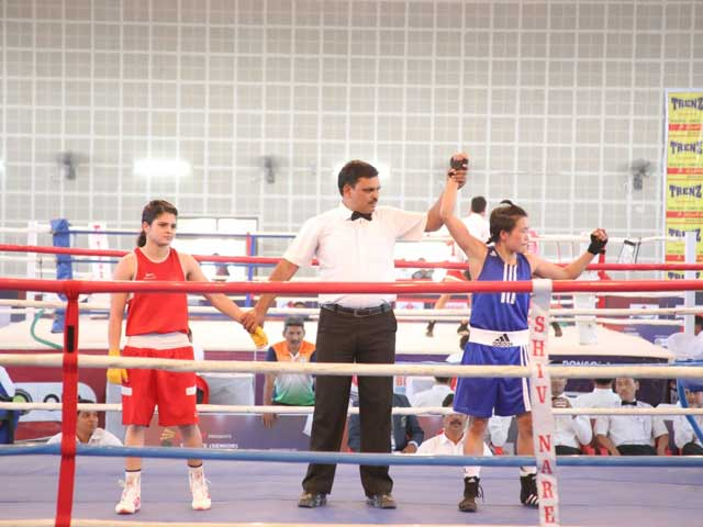 Video : Senior Women's Boxing Nationals Return After Four-Year Gap