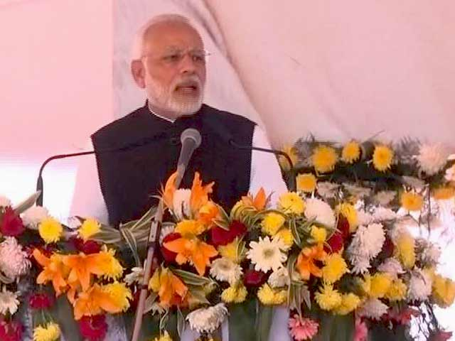 Video : India's Waters Can't Be Allowed To Flow Into Pak: PM Narendra Modi On Indus Row