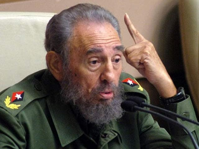 Video : Cuban Revolutionary Leader And Former President Fidel Castro Dies At 90