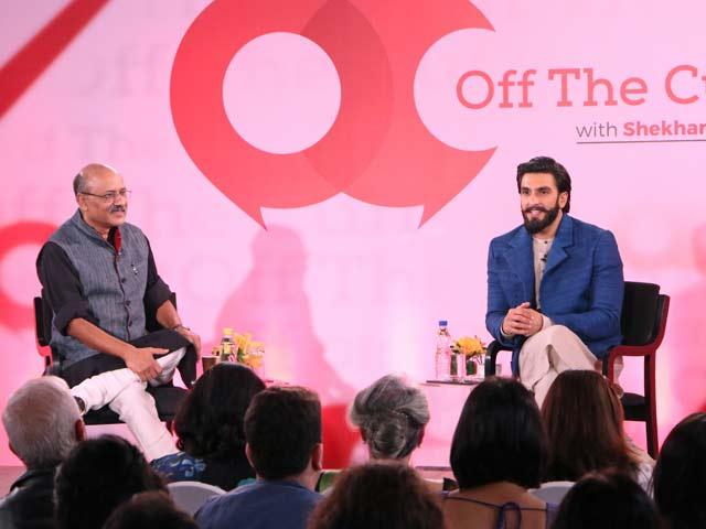Video : Ranveer Singh Has 'No Issues' Being 'Objectified'