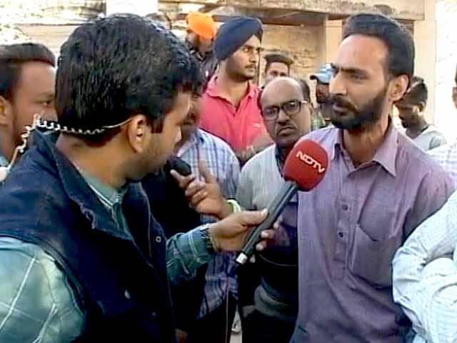 Videos : नाभा जेलब्रेक : चश्मदीद ने बताया, कैसे हुआ हमला