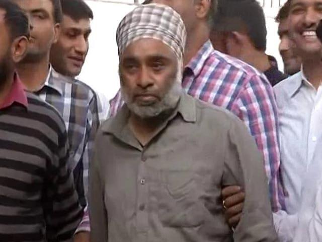 Video : Khalistani Terrorist Caught 24 Hours After Massive Punjab Jailbreak