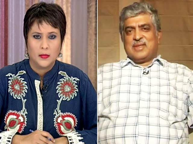 Video : Note Ban Shock Is Good For India: Nandan Nilekani To NDTV