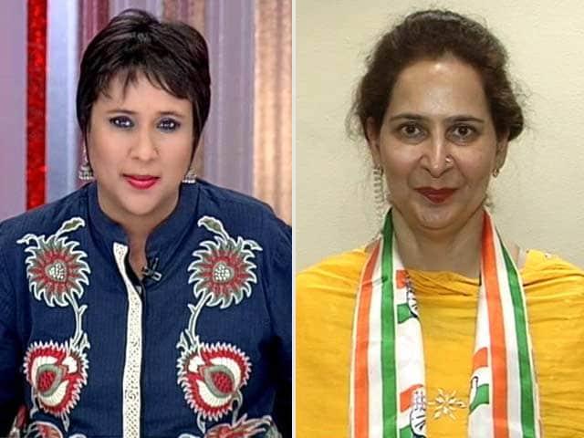 Video : AAP Like East India Company; 90% Sidhu Will Join Congress: Navjot Kaur
