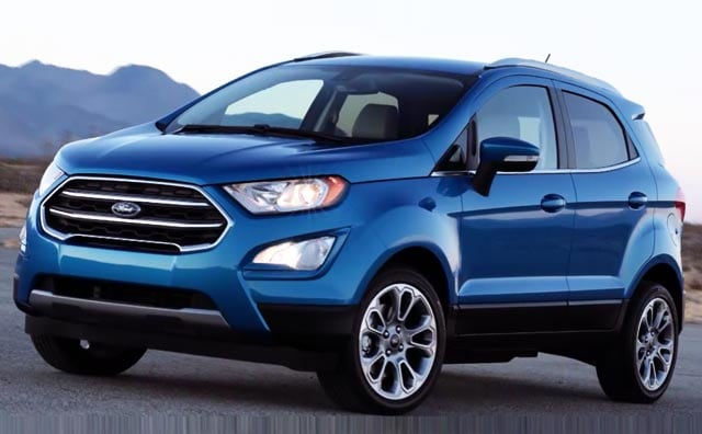 ford ecosport 2016 price in india gst rates images mileage features reviews ford cars. Black Bedroom Furniture Sets. Home Design Ideas