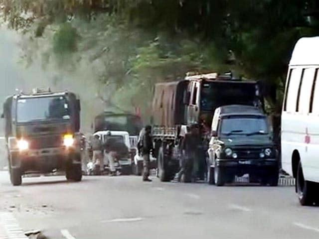 Video : इंडिया 8 बजे : नगरोटा में आर्मी यूनिट पर हमला, सेना के दो अफसर और पांच जवान शहीद