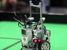 World Robot Olympiad 2016: World Students Face Off in Robot Games in India