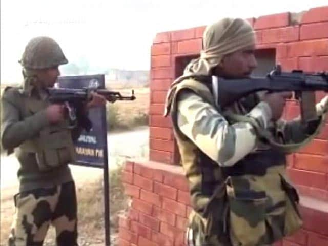Video : 7 Soldiers Died Saving 2 Babies, 2 Women, 4 Unarmed Men At Nagrota Base