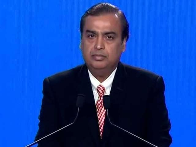 Video : Jio Grew Faster Than Facebook, WhatsApp Or Skype In 3 Months, Says Mukesh Ambani