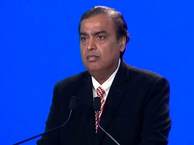 Video : Congratulate PM For Bold Demonetisation Decision, Says Mukesh Ambani