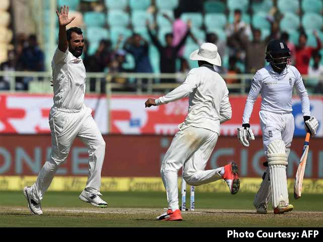 Mohammed Shami's Bowling a Huge Positive For India: Aakash Chopra to NDTV