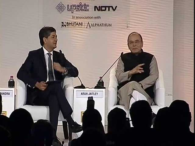 Video : With Such A Large Population, There'll Be Queues, Says Arun Jaitley