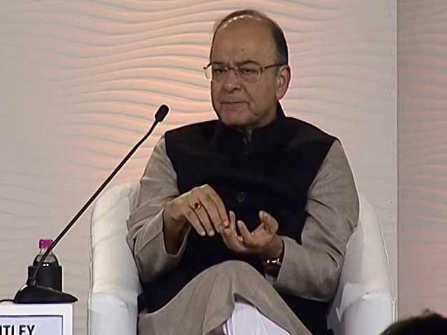 Video : GST, Or Be Left Out: Finance Minister Arun Jaitley's Retort To West Bengal