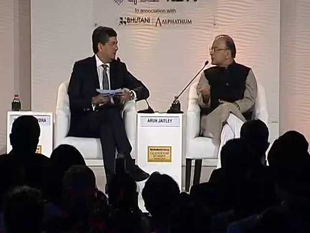 Video : After Bengal's Warning On GST, Finance Minister Jaitley Gives Blunt Advice