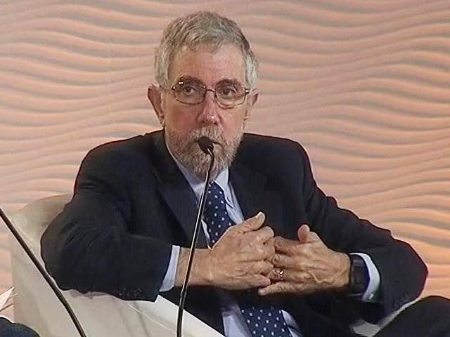 Video : Low Global Growth Is the New Normal: Paul Krugman