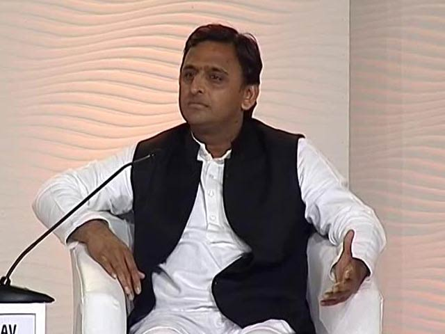 Video: Can't Say If I'll Be Chief Ministerial Candidate, Says Akhilesh Yadav
