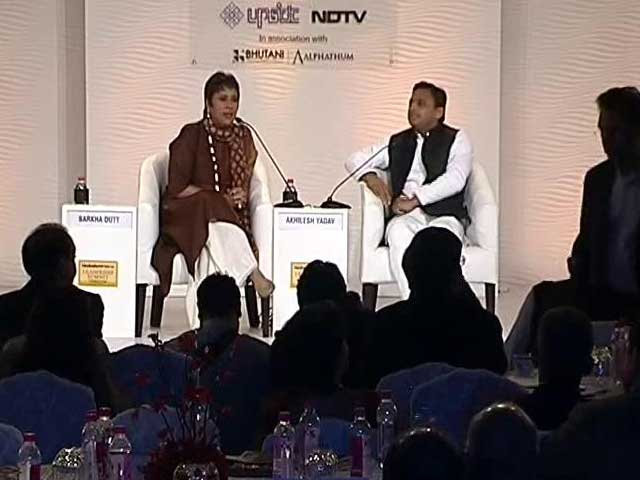 Video: Akhilesh Yadav On 'Uncle' Amar Singh And 'Bua' Mayawati