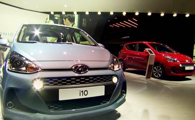 Video : First Look: Hyundai Grand i10 Facelift
