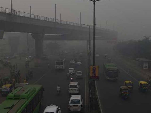Video : Pollution Killed 25 Lakh Indians In 2015, The Most In The World: Report