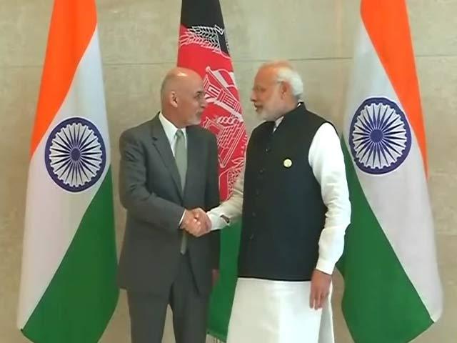 Video : हार्ट ऑफ एशिया : पीएम मोदी और अफगानिस्तान राष्ट्रपति की मुलाकात