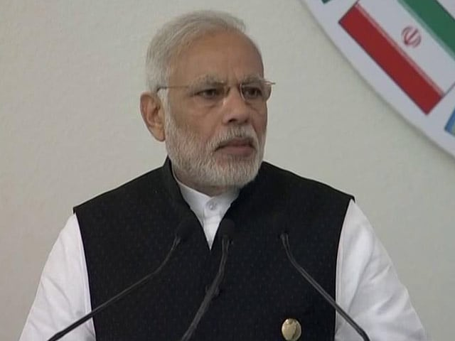 Video : Silence, Inaction Will Embolden Terrorists And Their Masters: PM Modi