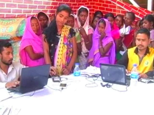 Video : Assam Plans Biometric Jan Dhan Debit Cards For Tea Garden Workers