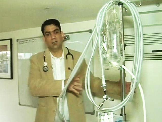 Video : Jayalalithaa On ECMO For Assisted Breathing: How It Works