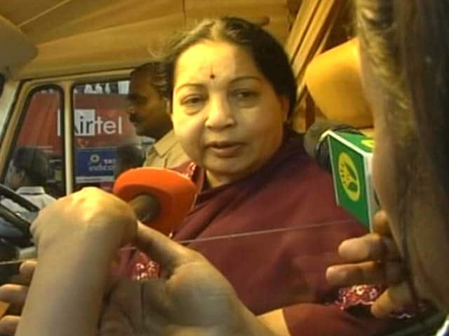 Video : I'm Not Corrupt, My Party Is Not Corrupt: Jayalalithaa To NDTV In 2011