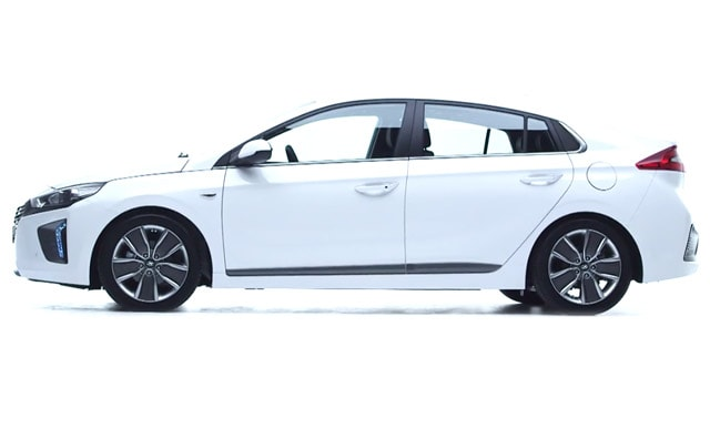 First Look: Hyundai Ioniq