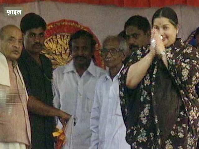 Video : जयललिता का राजनीतिक सफर...