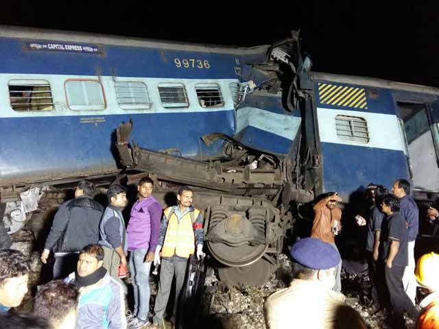 Video : 12 Injured As 2 Coaches Of Capital Express Train Derail In Bengal