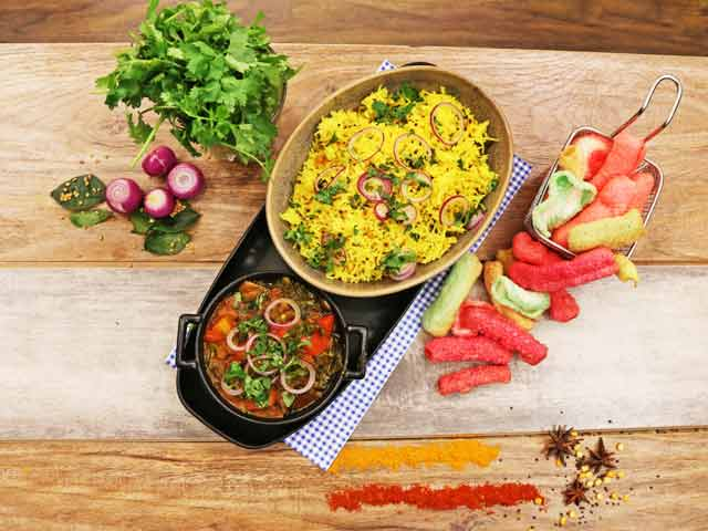 Chef vicky ratnani lures taste buds with punjabi delicacies forumfinder Gallery