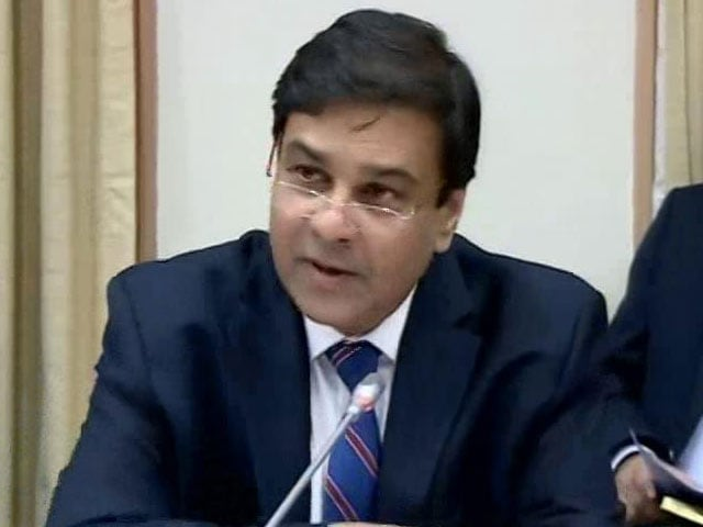 Video : Urjit Patel Explains RBI's Monetary Policy Stance