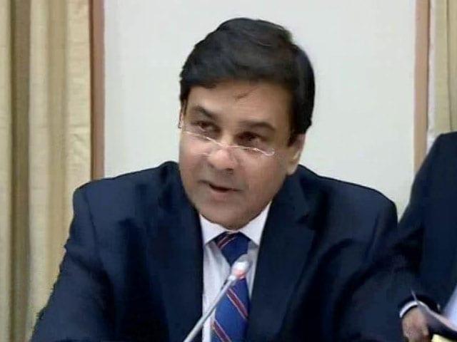 Video : Demonetisation Decision Not Taken In Haste: Urjit Patel