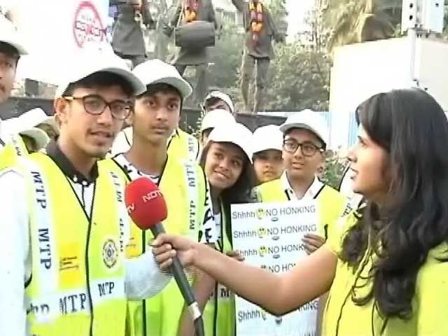 Video : Mumbai Teenagers Show The Way To Reduce Noise Pollution
