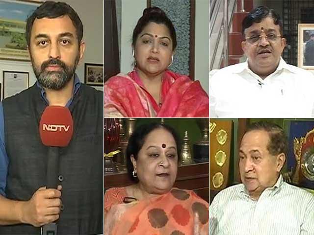 Video : After Jayalalithaa's Death, Did Sasikala Natarajan Mastermind A Midnight Coup?
