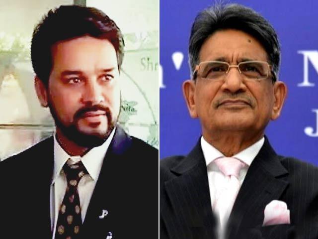 Videos : BCCI VS लोढ़ा पर फैसले का दिन, पर्यवेक्षक नियुक्त करने का आग्रह